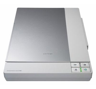 Сканер epson perfection v10 1